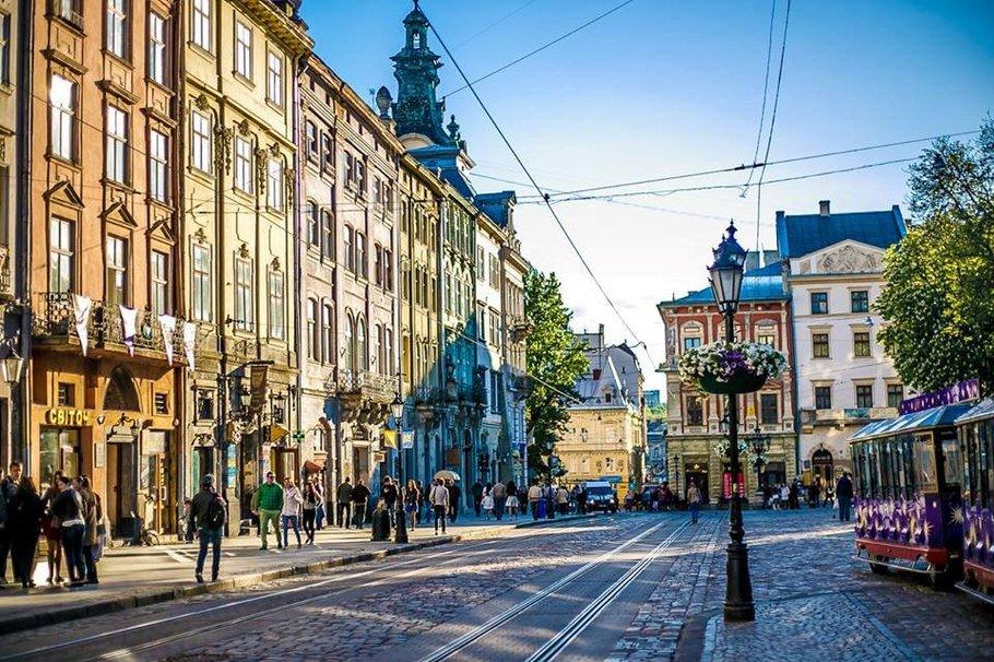 экскурсия из трускавца во Львов