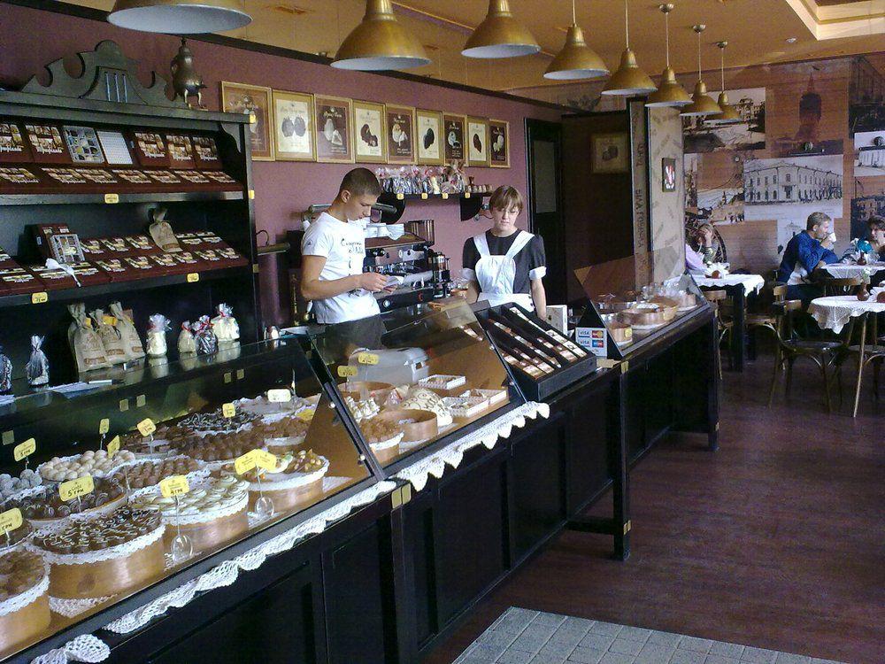 львовская кофейня в трускавце